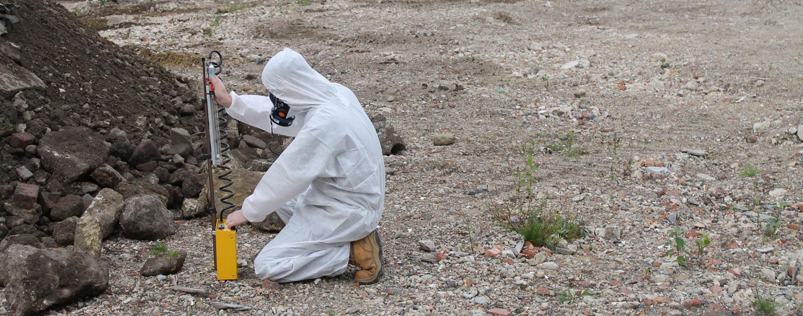 Asbestos Air Testing