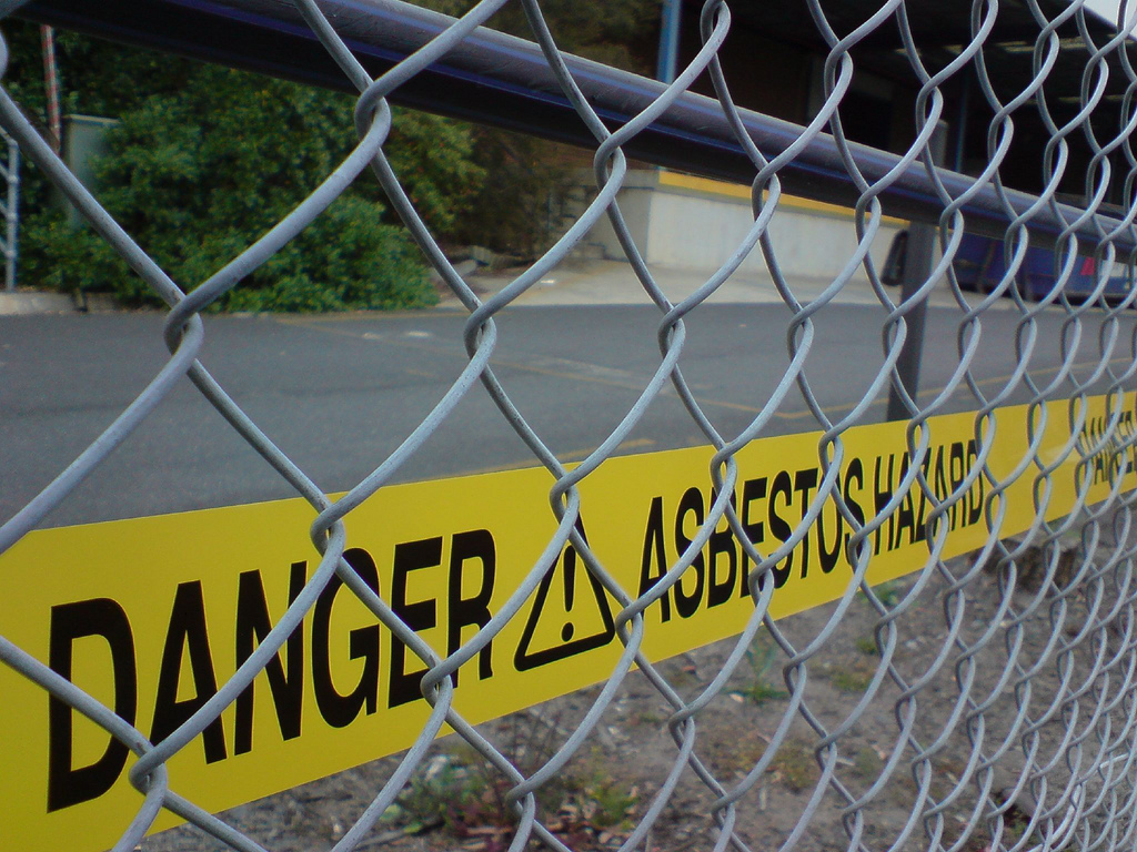 How often should you carry out an asbestos survey?